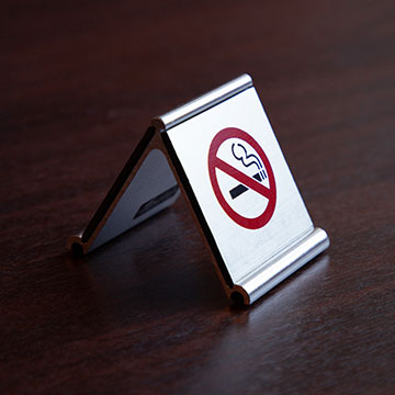 What is the smoking policy of Cambria Hotel Washington DC Capitol Riverfront?