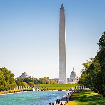 What attractions are close to Cambria Hotel Washington D.C. Capitol Riverfront?